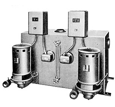 Allied Type VC Condensation Return Units